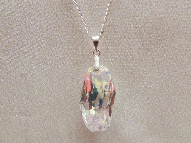 """""""Meteor"""" - Ciondolo in cristallo Swarovski"""