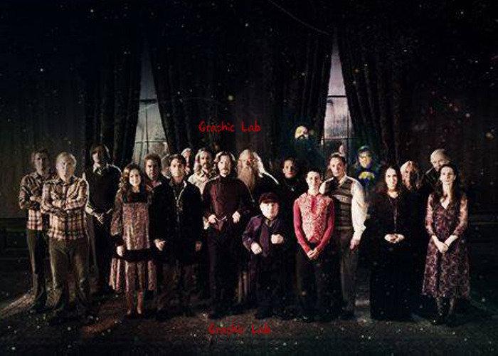Foto Primo Ordine della Fenice Harry Potter