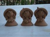 Streghette terracotta