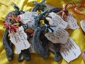 Ferri di Cavallo decorativi per la casa