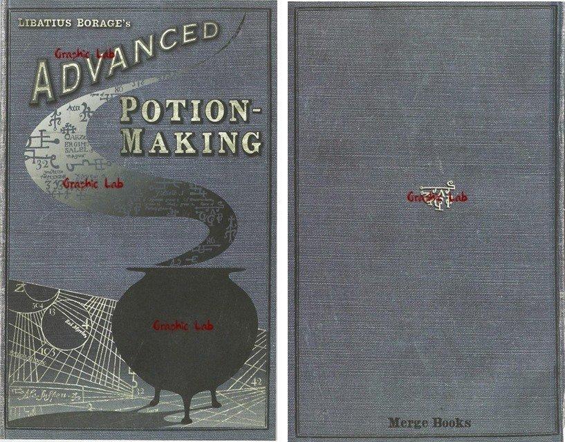 Manuale Pozioni Livello Avanzato Harry Potter
