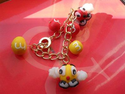 braccialetto m&m's