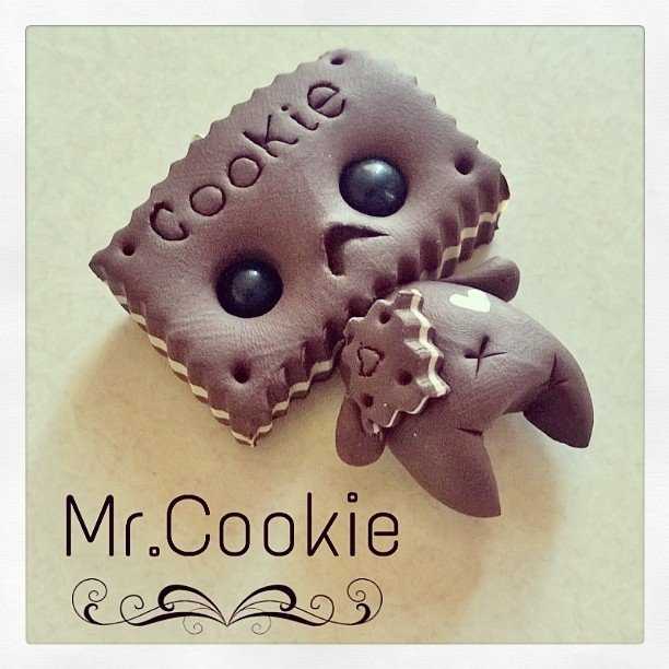Mr.Cookie