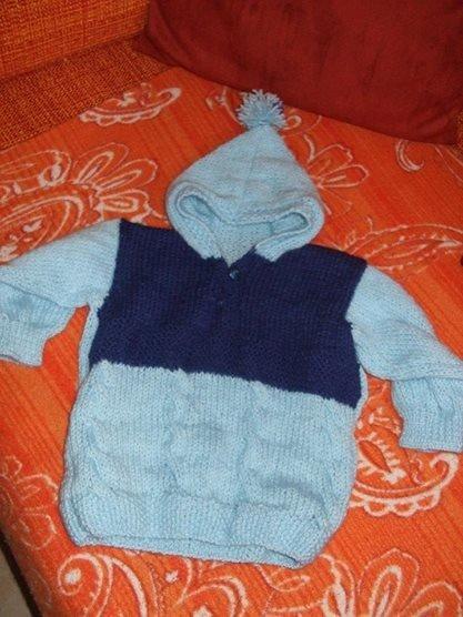 maglioncino di lana