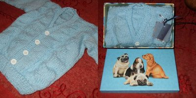 golfino in lana