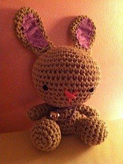 Coniglietto amigurumi piccolo