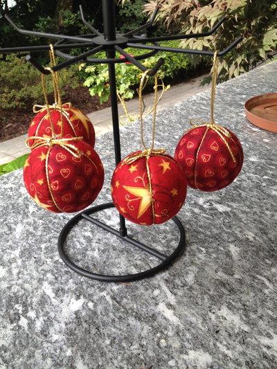 Natale - palline per albero