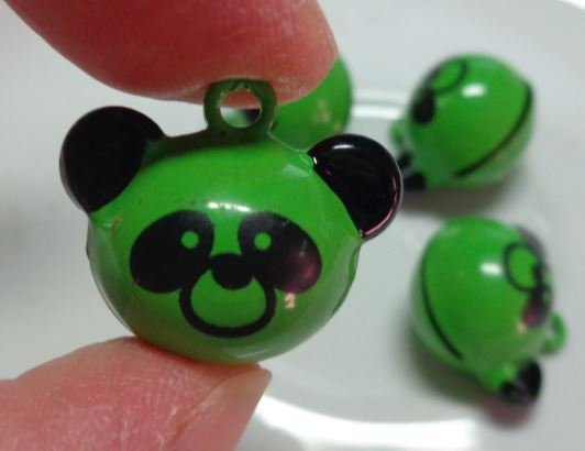 4 Campanellini Panda