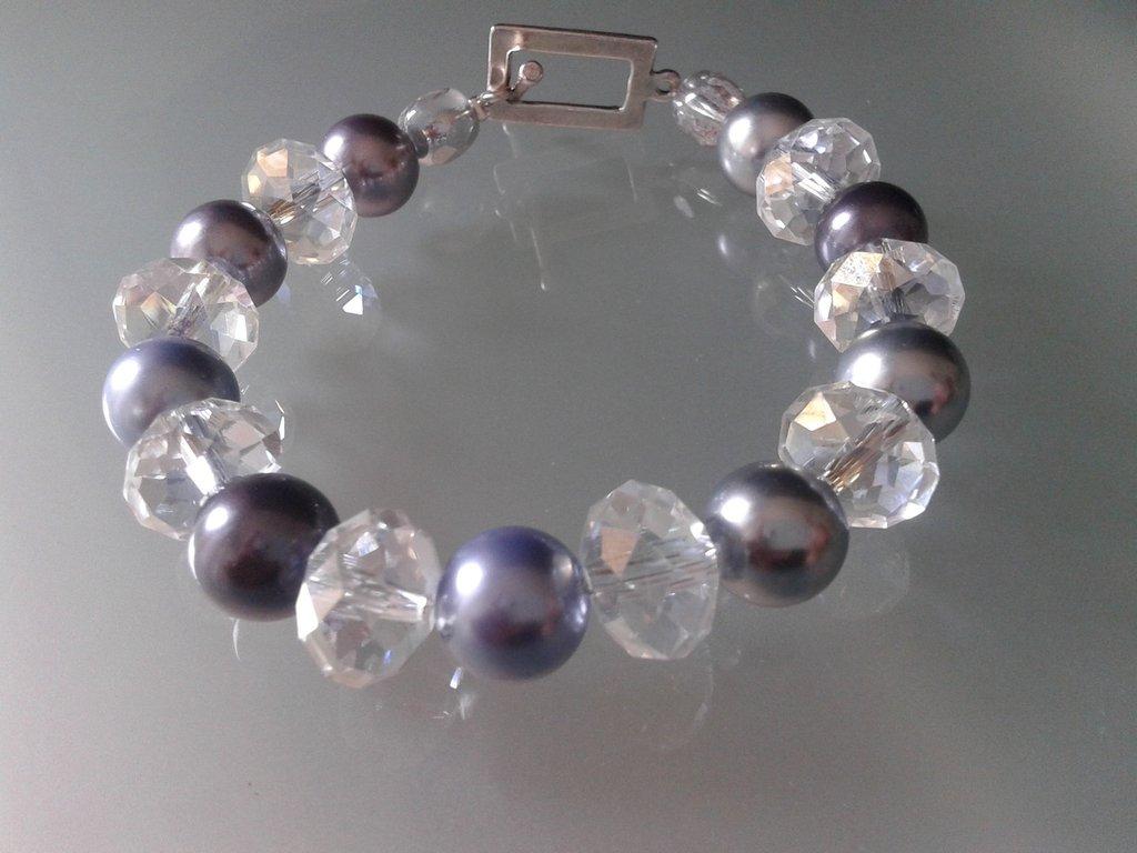 bracciale perle di maiorca