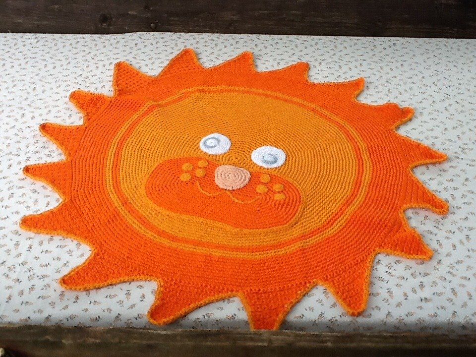 Tappeto sole