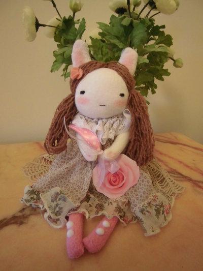 Bambola coniglietta