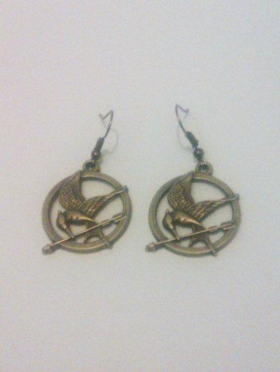 Hunger Games orecchini
