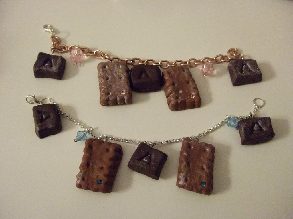 Bracciali biscottosi