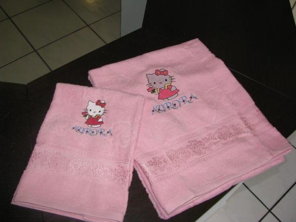 asciugamani personalizzate