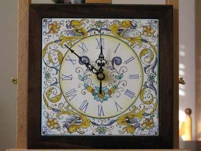 orologio raffaellesco wallclock