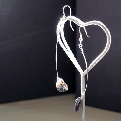 O19.14 - Orecchini pendenti ispirati ai Mobili di Calder