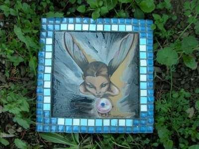 mosaico fantasy folletto