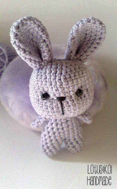 Sweet Bunny..Coniglietto Amigurumi