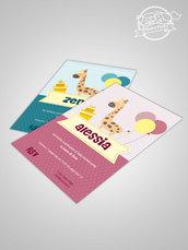 Etichette, card e biglietti personalizzati
