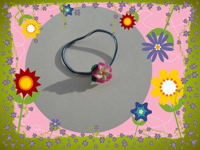 Elastico capelli Cherry Blossom
