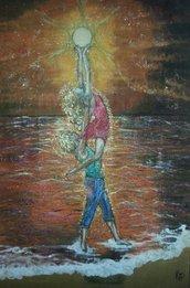 danza nella marea