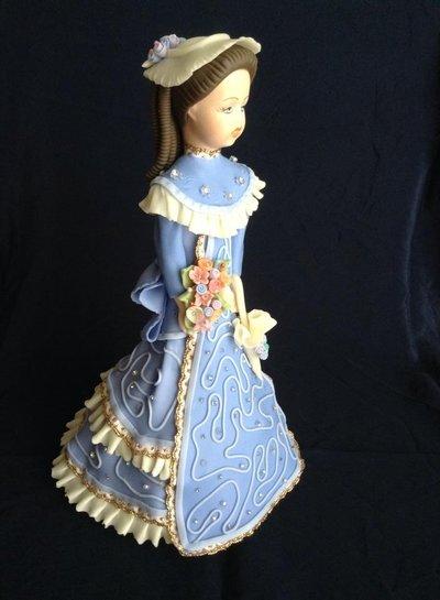 Bambole in porcelanicron
