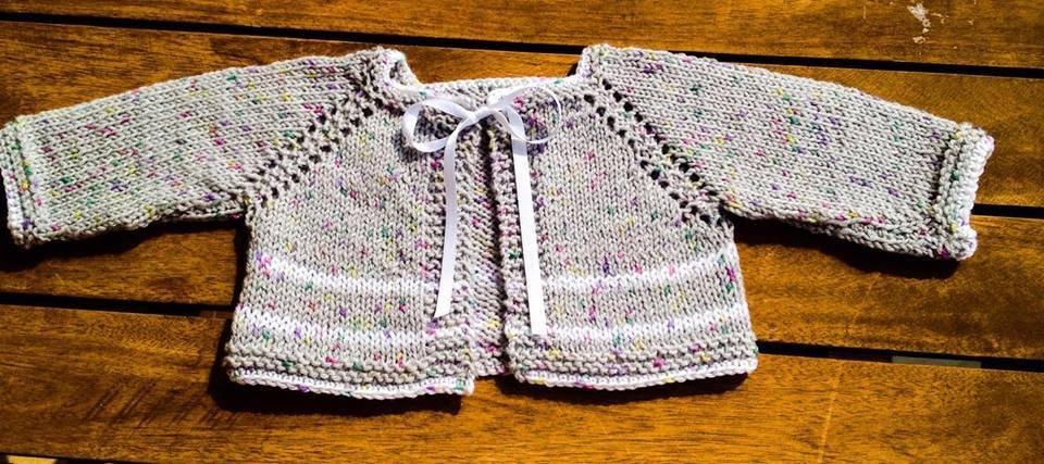 Preferenza Golfino per neonato ai ferri - Bambini - Abbigliamento - di Il mio  XU13