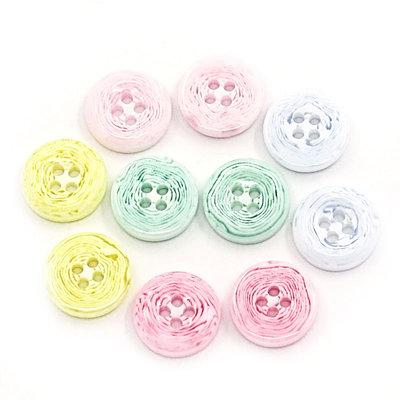 Mix 10 bottoni - 13 mm