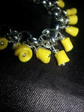 callme bracialet yellow