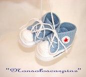 Le scarpine per il vostro bambino