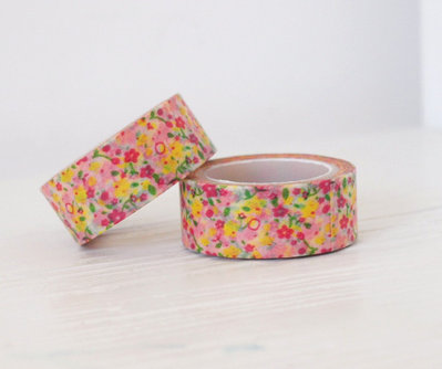 Washi Tape - Flower