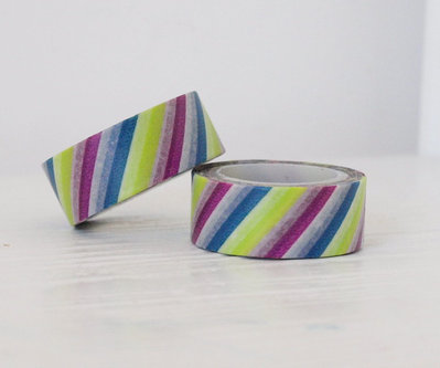 Washi Tape - Stripe