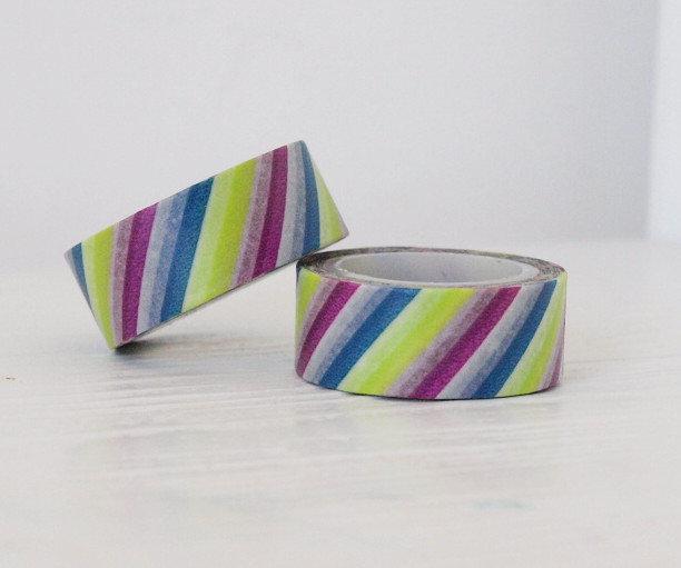 Washi Tape - Stripe