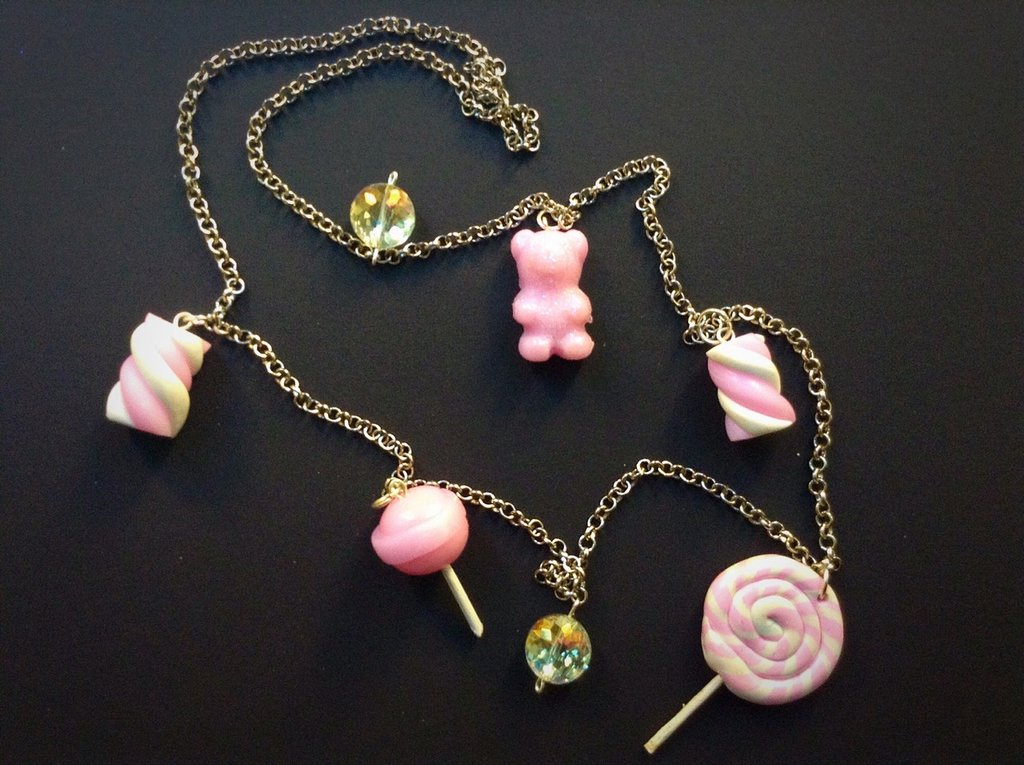 Collana candy candy