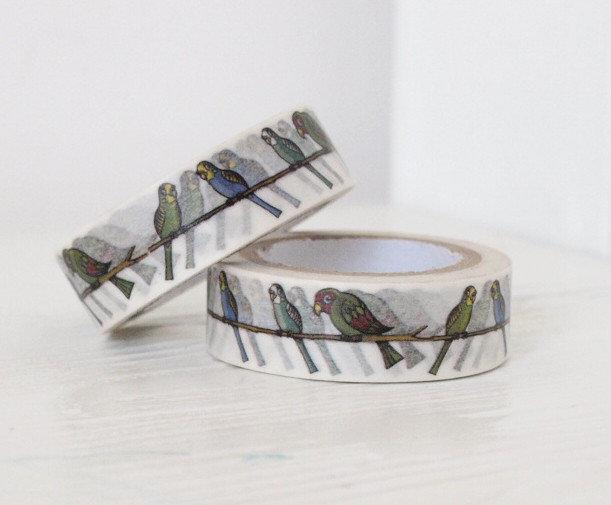 Washi Tape - Cocorito