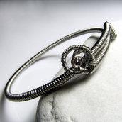 Bracciale in acciaio inossidabile, bracciale unisex, gioiello donna, regalo donna, bracciale in metallo - Stainless Steel bracelet III