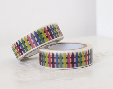 Washi Tape - Recinto