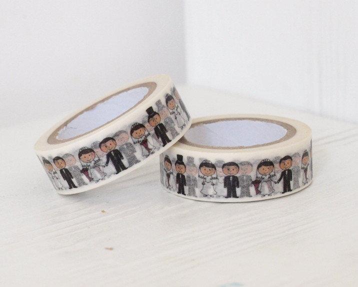 Washi Tape - Wedding