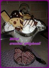 Coppa di gelato porta memo...