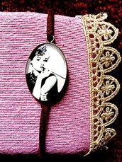 Bracciale vintage Audrey Hepburn