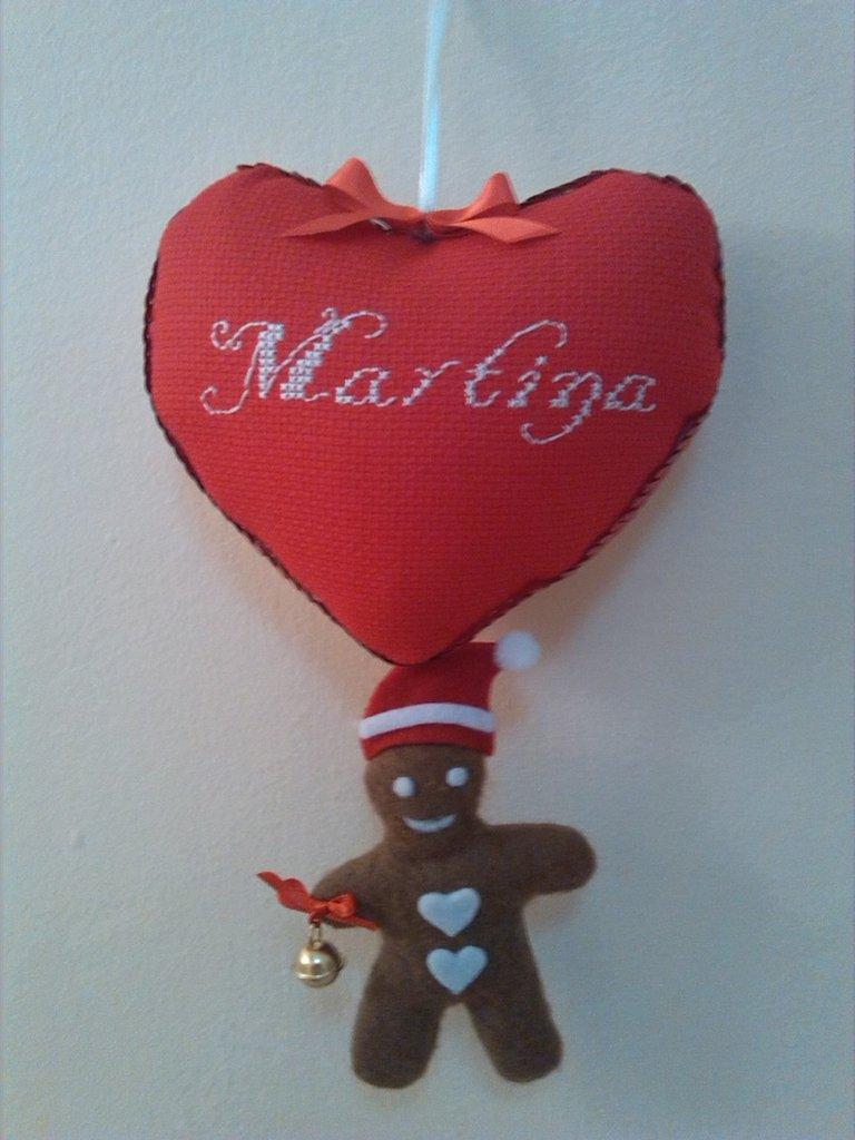 Addobbo Natale 2014 MARTINA