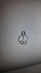 Lotto 5 charm ciondoli pace