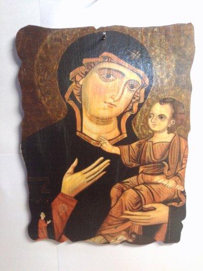 Pergamena Madonna della Madia