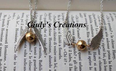 Collana con Boccino D'Oro di Harry Potter