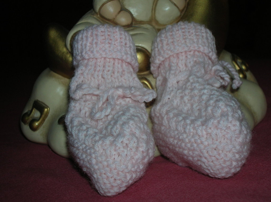 SCARPINE BABY ROSA