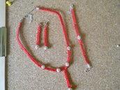 un'idea carina e semplice per il natale...rosso scintillante!!