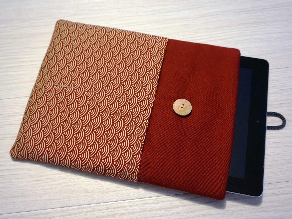 custodia Vintage per tablet o ebook reader - comunicaci il modello del tuo tablet e realizzeremo la custodia su misura!!!