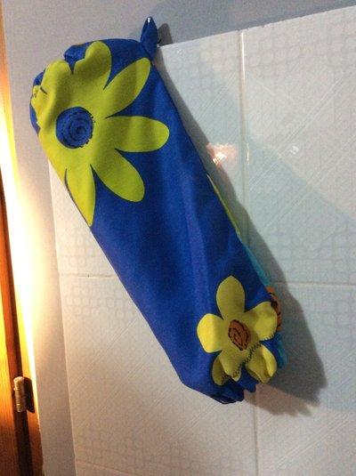 Porta sacchetti stoffa per la casa e per te decorare casa di su misshobby - Porta sacchetti ...