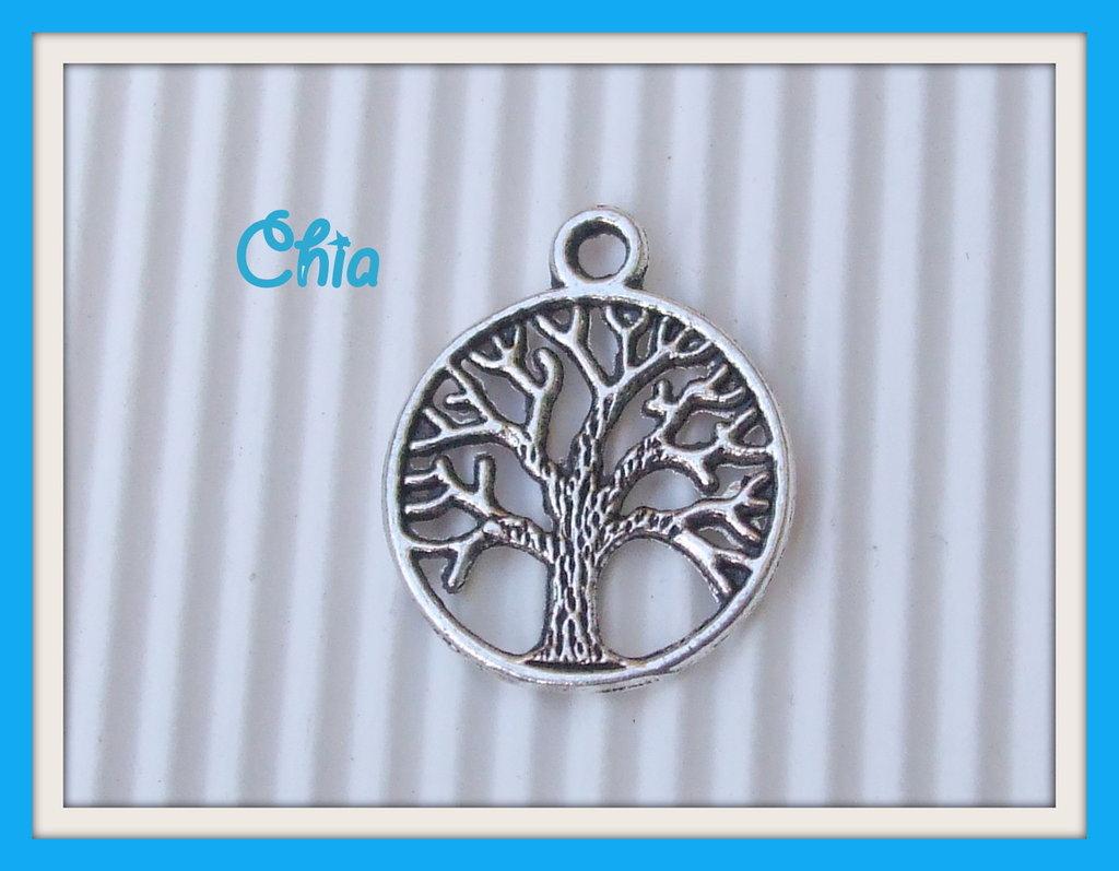 7 charms albero della vita