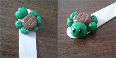 Segnalibro tartaruga